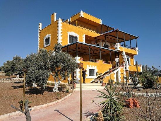 אום קייס, ירדן: Ahmad's homestay