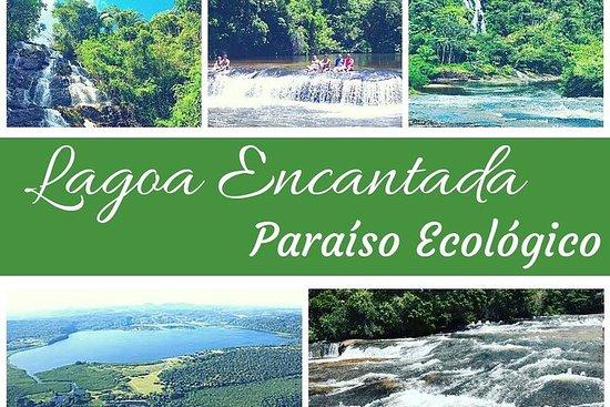 Lagoa Encantada - Charms Turistbåt og landtur fra Ilhéus
