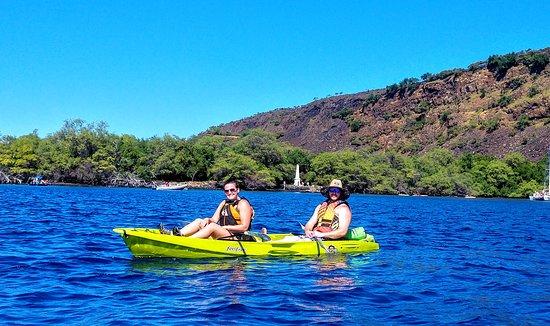 Captain Cook, Hawaï: Wow