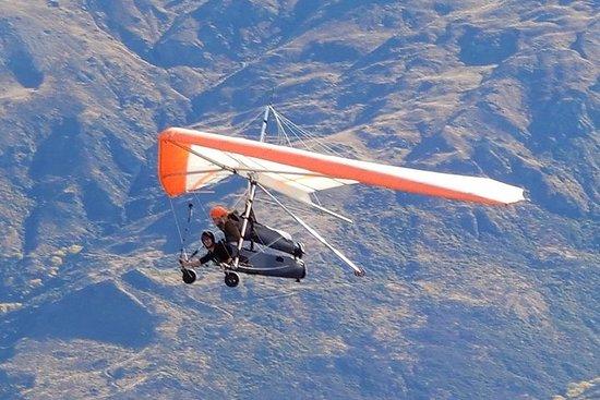 Hang Glide achter elkaar - Aerotow