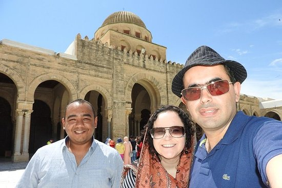 Tour Kairouan, Colosseum of El Djem and Monastir (With professional...