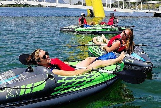 Visite guidée en kayak de Vienne