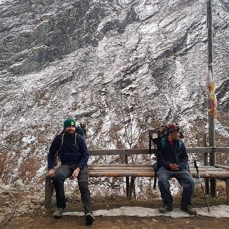 Langtang National Park, Nepal: Langtang Trek with Trekking Team Grouup 2020.