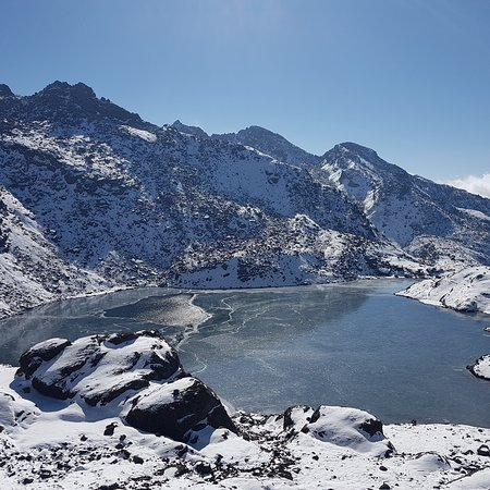 Langtang National Park, Νεπάλ: Langtang Trek with Trekking Team Grouup 2020.