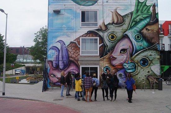 Visite murale de street art tous les dimanches