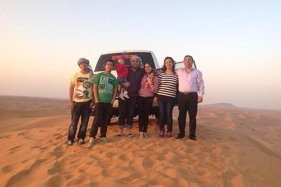 Foto Dubai City Tour with Evening Desert Safari