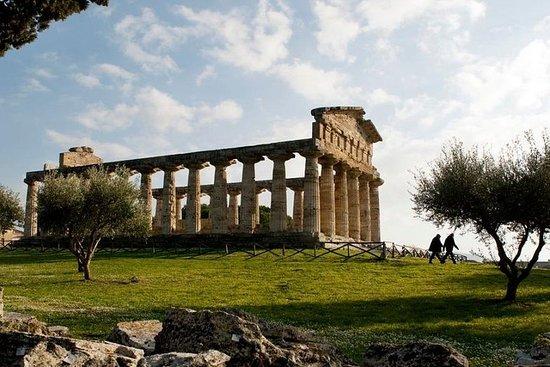 Visite d'orientation de Paestum