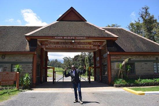4 dias de escalada no Quênia. Rota...