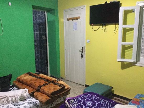 twin room view 2