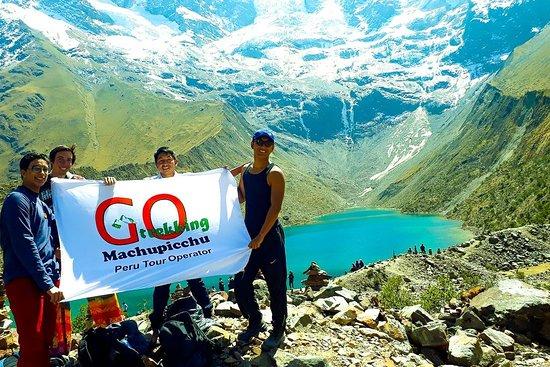 go trekking machupicchu