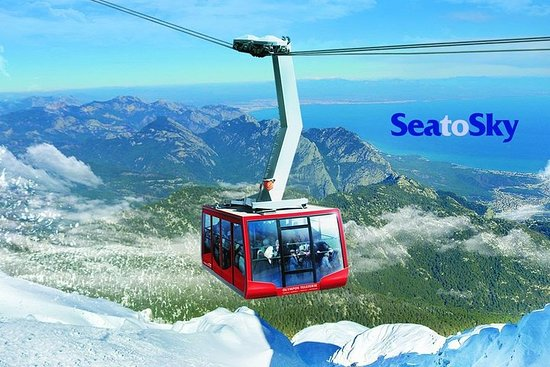 Olympos Cable Car Ride to Tahtali Mountain From Antalya 2020