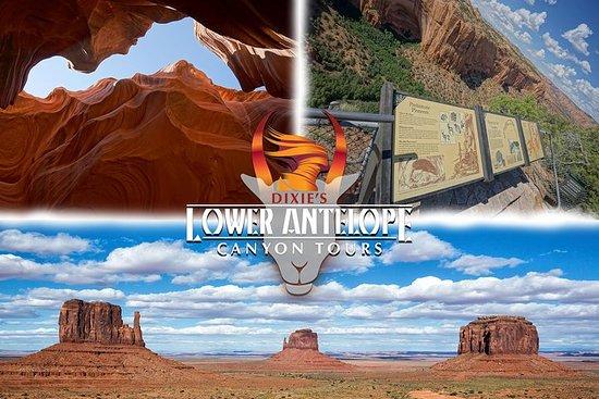 TLC: Nedre Antelope Canyon, Navajo nasjonale monument og Monument...