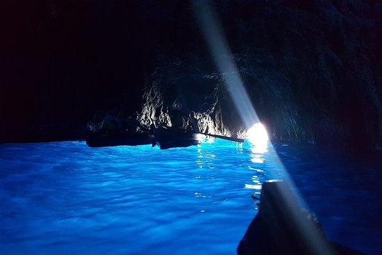 Blue Grotto Privat tur fra Praiano