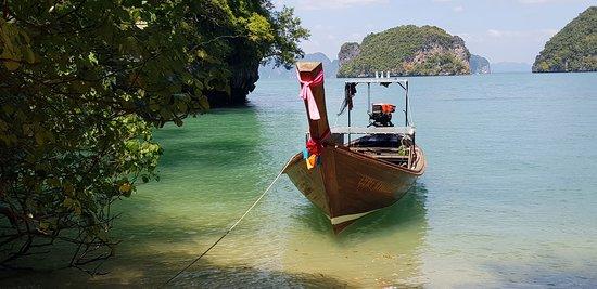 James Bond - Hong Islands and Koh Yao Noi Speed Boat Tour from Krabi: James Bond Tour