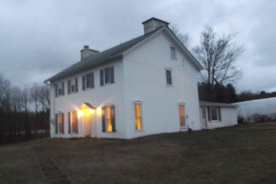 The Outside Of Thee Old Tioga Farm In Stillwater Pa Picture Of Old Tioga Farm Stillwater Tripadvisor