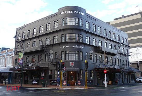 The Law Courts Hotel