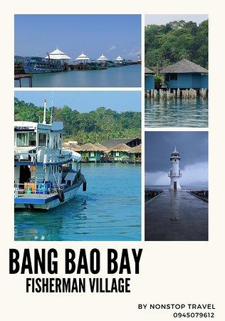 Bang Bao, Ταϊλάνδη: FISHERMAN VILLAGE AND FISH MARKET