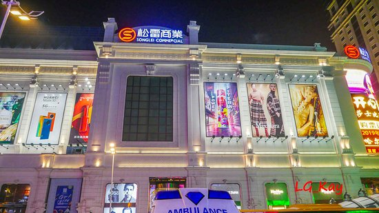 Songlei international Mansion Mall (Nangang)