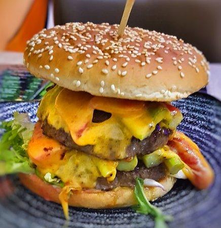 Dallgow, Nemecko: Burger