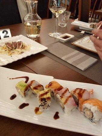 sushi arcobaleno
