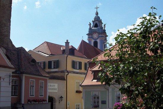 Dürnstein mit Stiftskirche