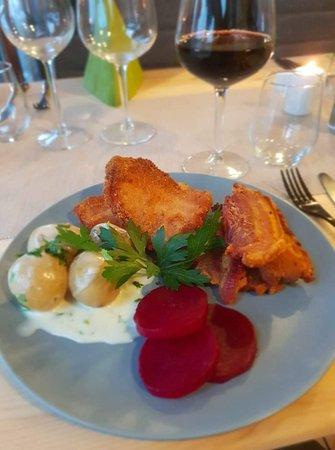 Oster Hurup, เดนมาร์ก: Restaurant Vildmose