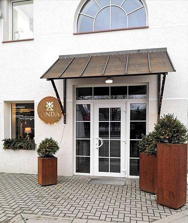 Radviliskis, Lithuania: Main entrance