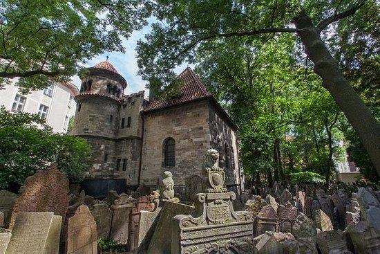 プライベートプラハ一日ツアー:ユダヤ人地区と都市の見所