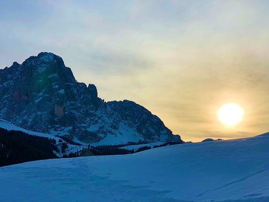 Selva di Val Gardena, Italia: Un angolo di paradiso 😍
