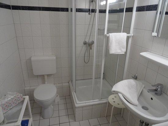 Typ D - Badezimmer