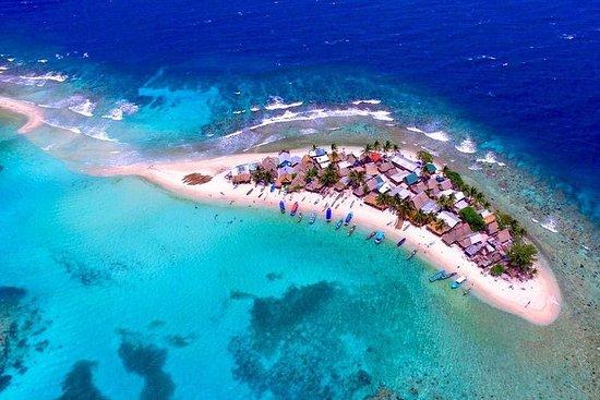 Paradise in Cayos Cochinos