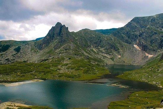 Rila Mountains and The Seven Rila Lakes from Sofia