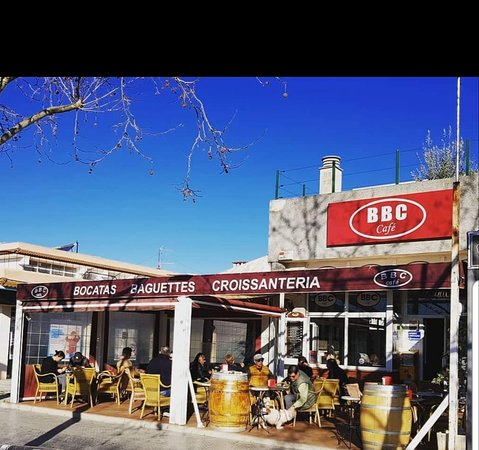 BBC Cafe: Bbc café