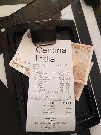 La Cantina India
