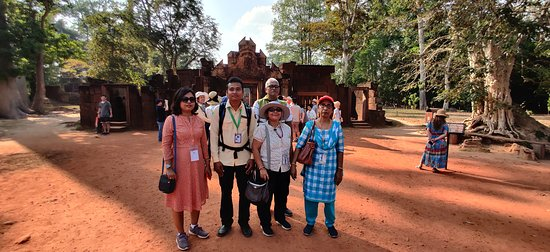 The Magnificent Angkor Wat Resmi