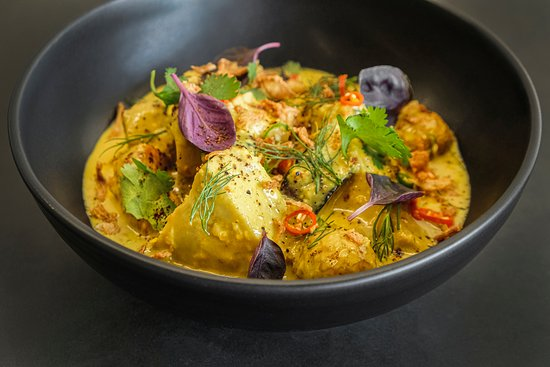 Influenced by the cooking of South East Asia.  Ka Pao, Botanic Gardens Garage, 26 Vinicombe Street, Glasgow, G12 8BE.