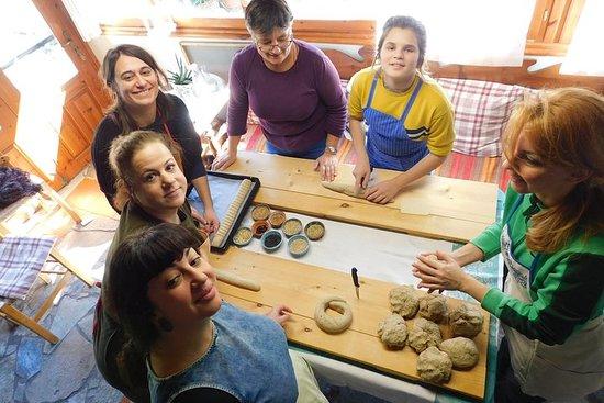 Tradizionale pane a lievitazione