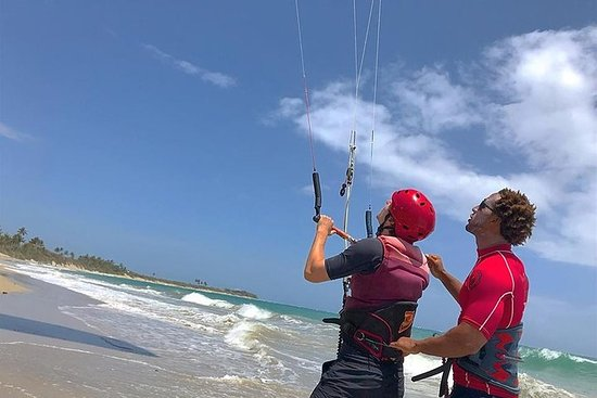 PRIVATE KITE SURFING LESSONS (one on one instruction) – fénykép
