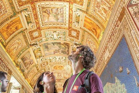 Billet coupe-file au Vatican...