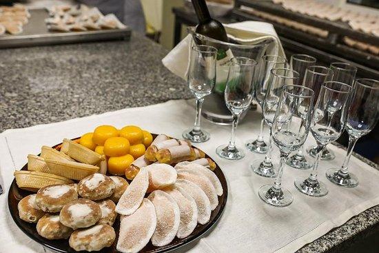 Smaker og gastronomi av Amarante