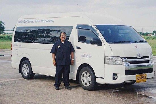 Ville de Pattaya à Royang en voiture privée Photo