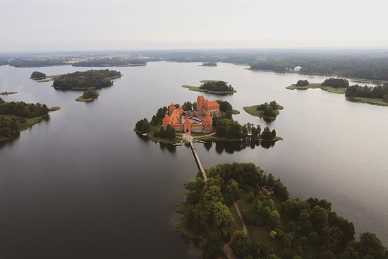 Privat tur til Trakai, Merkinė og Auto Moto Parkas