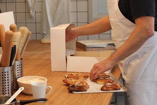 デンマークのペストリーを焼くの芸術