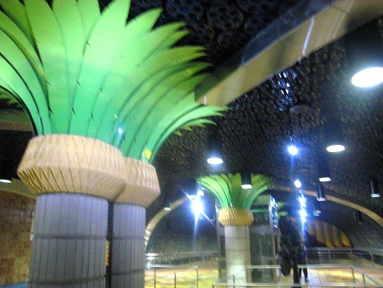 Metrolink: Hollywood / Vine station