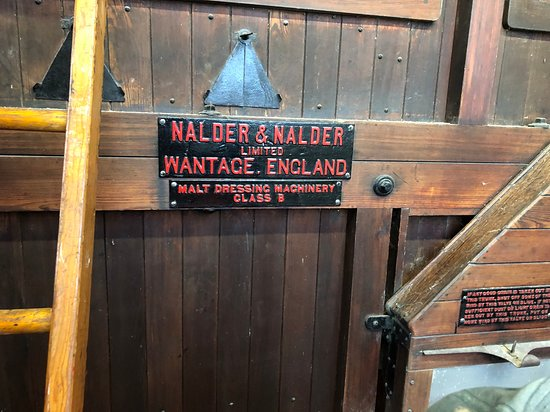 Tour & Tasting 12:30 Sundays: Mill made in wantage