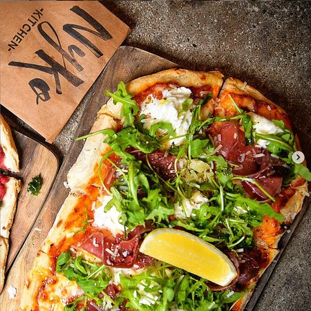 Craving a pizza? We have taken pizza to the next level!