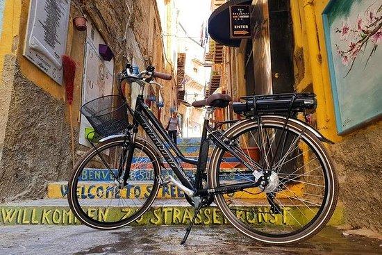 電動自行車出租在阿格里真托歷史中心