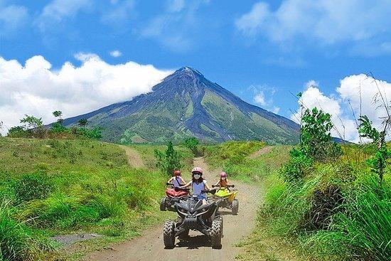 Sentier de lave verte - Mayon ATV...