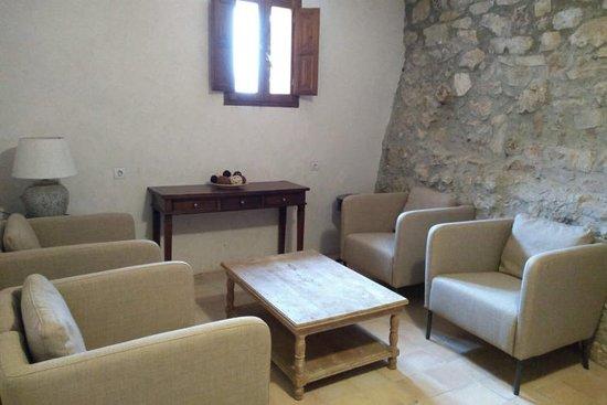 Querol, สเปน: Salas tranquilas y agradables