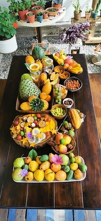I am Colombiano: Tropical fruit